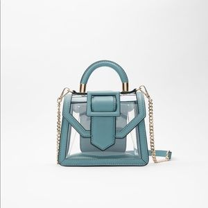 NWT Zara Mini City Bag